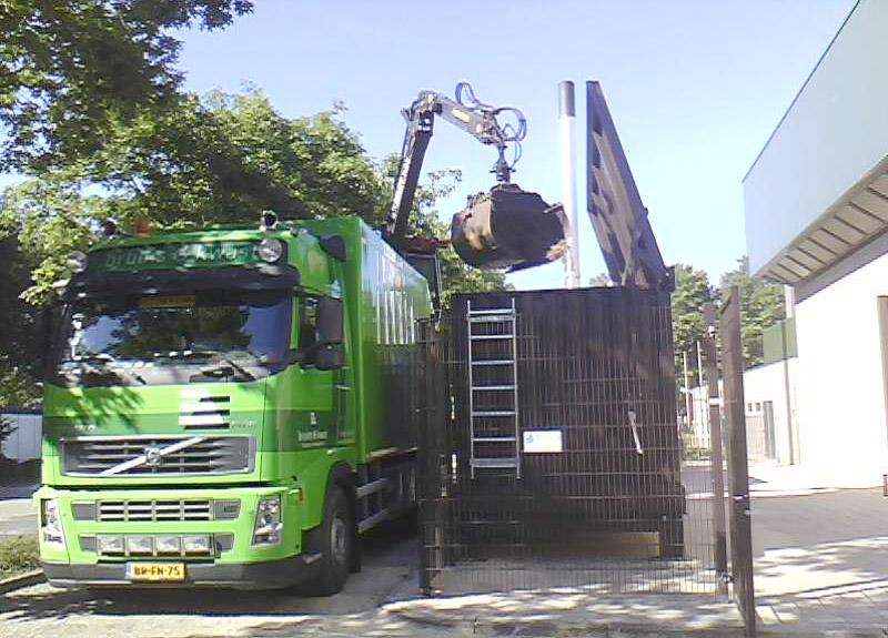 BruinsKwast-Vrachtwagen
